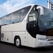 15 Berth Tour Coach